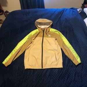 Mens Kappa 222 Banda Rain Jacket
